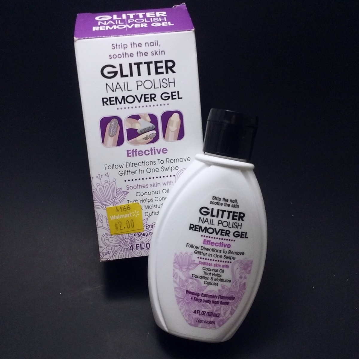 Glitter Nail Polish Remover Gel Review – Nails and Stuff (But Mostly ...